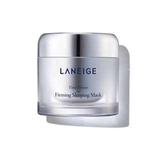 BNIB Laneige Time Freeze Firming Sleeping Mask