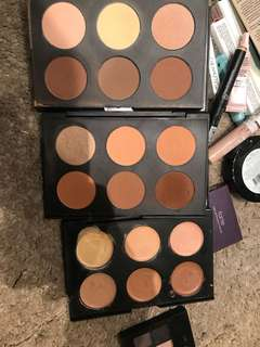Australis bundle of contour kits