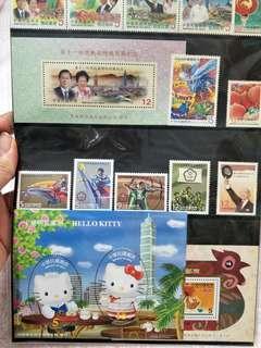🚚 民國93年版郵票年冊
