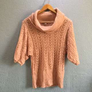 Forever 21 Pink Knit Top