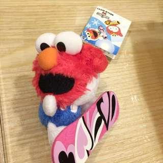 🚚 全新 正版 環球影城 Hello Kitty 和 Elmo聯名娃娃