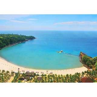 Camaya Coast in Bataan