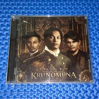 🆒 KRU - Krunomena [2013] Audio CD