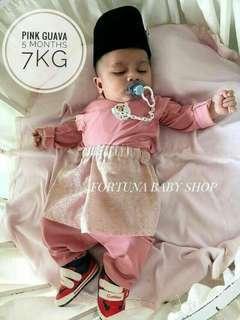 🌟Baju Kurung Melayu (Baby)🌟