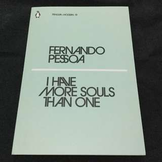 PESSOA - I Have More Souls Than One