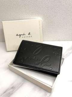 全新Agnes B Card Holder