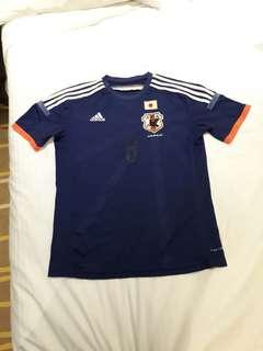 Adidas Japan 2014 Jersey