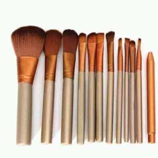 Naked 3 Urban Decay 10 PCS Brush Set