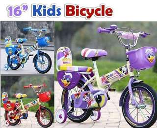 "16"" KIDS BICYCLE"