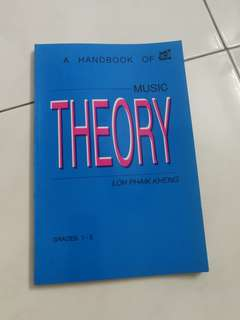 A Hand Book of Music Theory