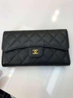 Chanel長夾