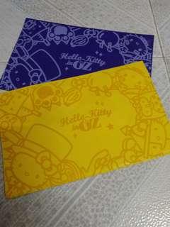 Hello Kitty 文件袋