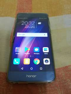 HUAWEI HONOR 8(Looking For Case Only)