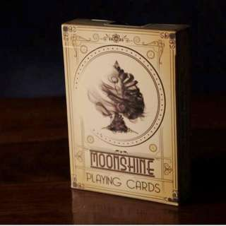 Moonshine Playing Cards