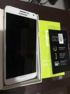 Samsung galaxy E7 有盒