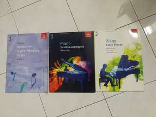 ABRSM Piano Exam Pieces Year 2015 & 2016