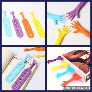Help Me Bookmark Multicolor