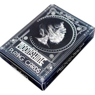 Midnight Moonshine Playing Cards