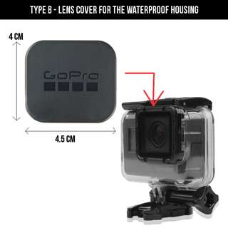 GoPro Lens Cover for Waterproof Housing Casing
