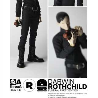 ThreeA Funeral Party Darwin Rothchild (3AA Exclusive)