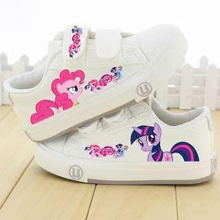 BMT463 - Little Pony Canvas Shoe