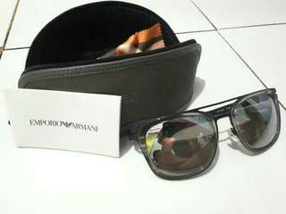 Emporio Armani Sunglasses by optik seis