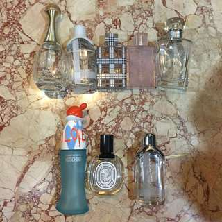 Botol perfume