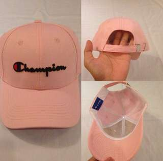 SPECIAL OFFER Champion Cap Edition