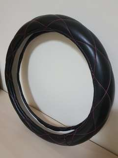 Steering wheel cover- 39 to 40cm , size M