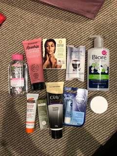 Skincare varies