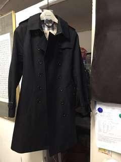 Burberry Sandringham中長trench coat