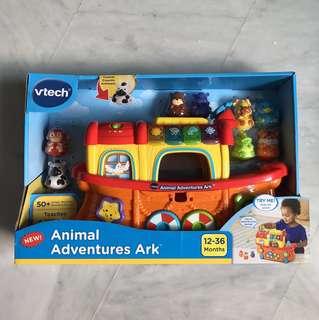 (In-Stock) VTech Animal Adventures Ark (Brand New)
