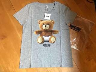 Moschino Underwear 底褲熊 bear Tee 熊仔衫