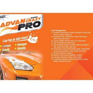 ADVAN CRAZY PRO POLISH (60ML)