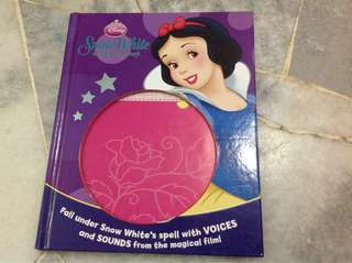 Snow White and The Seven Dwarfs(hardcover)