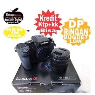 Panasonic Lumix DMC-G7-14-42mm Resmi-kredit Dp 1jt  ktp+kk wa;081905288895