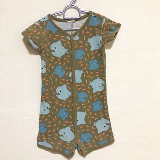Gymboree Boy's Romper Suit
