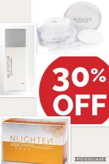 30% OFF Nlighten Pimple Marks Package