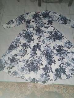 Baju gamis ukuran L