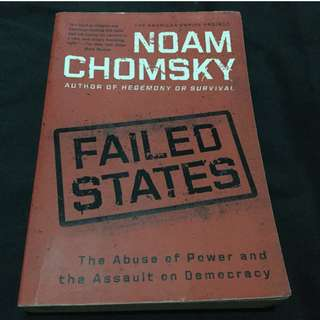 CHOMSKY - Failed States