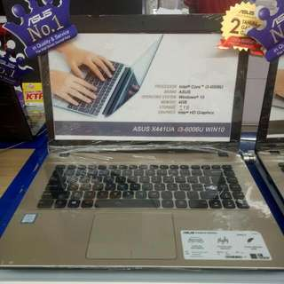 Kredit Laptop Asus Core I3