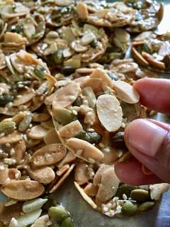 Almond crunchy