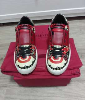 Valentino open sneakers size 36.5