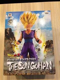 Dragon Ball Z Master Stars Piece The Songohan 龍珠Figure