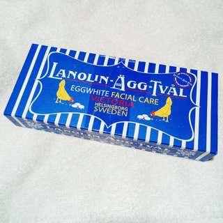Lanolin Eggwhite Soap 50g
