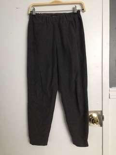 Aritzia Flannel Dexter Pants