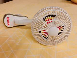 Stroller Portable Fan