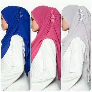 Naelofar Inspired Hijab