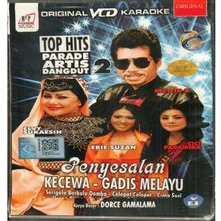 Penyesalan Kecewa-Gadis Melayu VCD