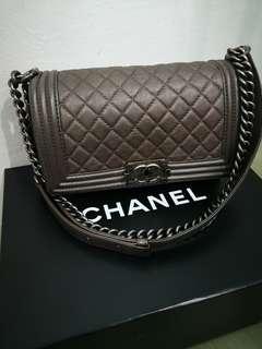 Chanel Old Medium Boy